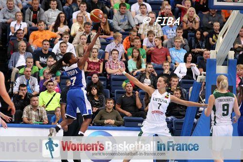 Olivia Epoupa - France U19 2013