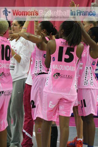 2011 Open LFB -Arras vs. Basket Landes