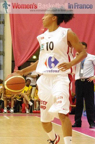 2011 Open LFB - Bourges Basket vs. Cavigal Nice