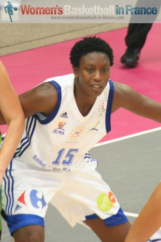 Fatimatou Sacko © womensbasketball-in-france.com