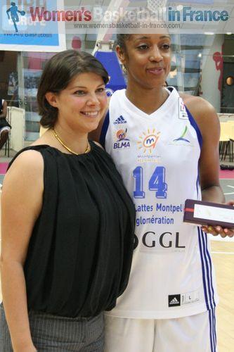 2011 Open LFB - Lattes Montpellier vs. Saint Amand Hainaut Basket