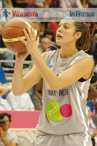 Sarah Michel © womensbasketball-in-france.com