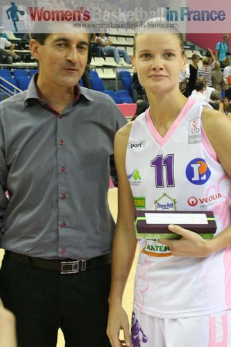 2011 Open LFB - Tarbes vs. Lyon