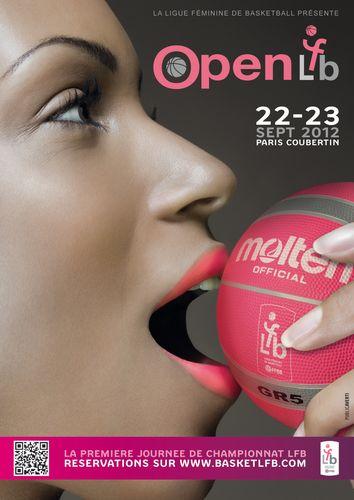 Open LFB 2012 poster