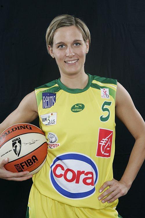 Orsolya Englert © Ligue Féminine de BasketBall