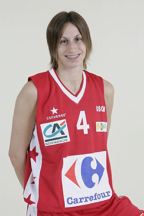 Paoline Salagnac © Ligue Féminine de BasketBall
