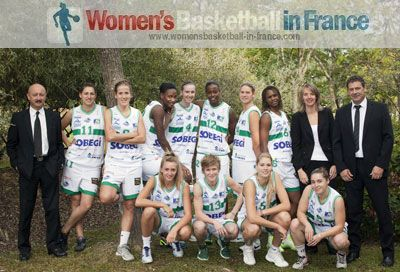Pau-Lacq-Orthez team picture 2012-13