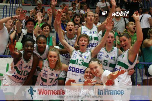 Pau-Lacq-Orthez win  LF2 third place medal