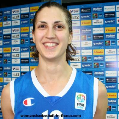 Pelagia Papamichail  © womensbasketball-in-france.com