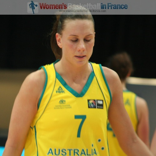 Penny Taylor &copy; womensbasketball-in-france.com  