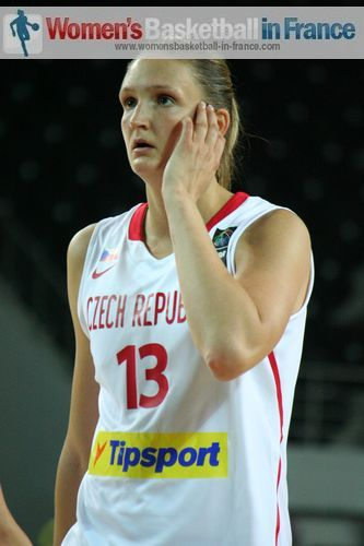 Petra Kulichová ©  womensbasketball-in-france.com