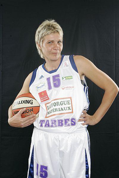Polina Tzekova © Ligue Féminine de BasketBall