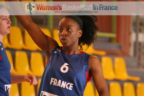 Princesse Goubou  © womensbasketball-in-france.com