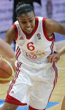 Renee Montgomery © FIBA Europe