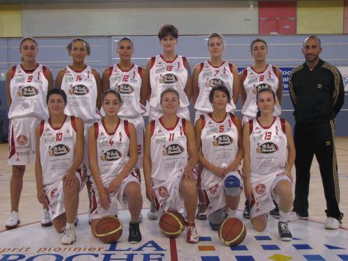 Roche Vendéé 2009-2010 team picture © Roche Vendee