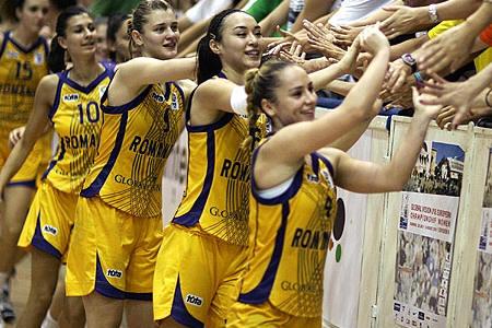 Romania U18 are Global Vision Champions © FIBA Europe