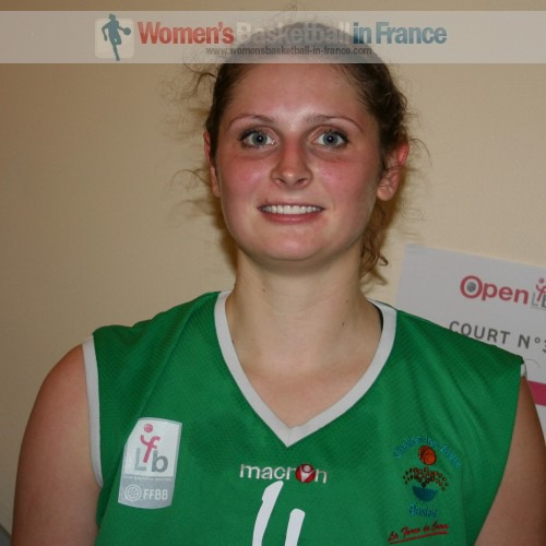 Romy Bär © womensbasketball-in-france.com