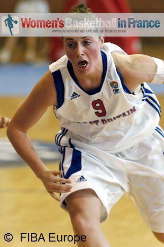 Rose Anderson © FIBA Europe