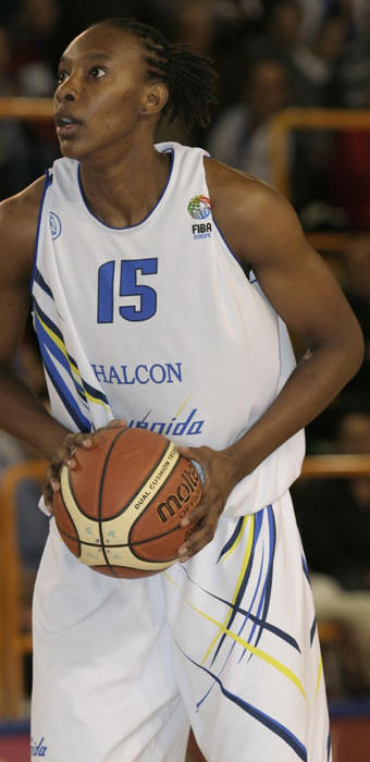 Sancho Lyttle © FIBA Europe
