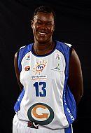 Sandra Dijon-Gérardin  © Ligue Féminine de Basket