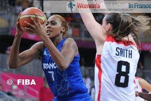 Sandrine Gruda ©  FIBA