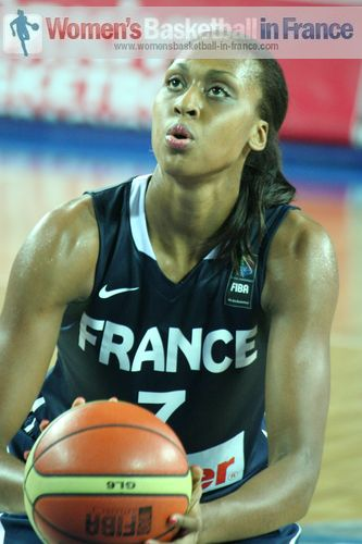 Sandrine Gruda © womensbasketball-in-france.com