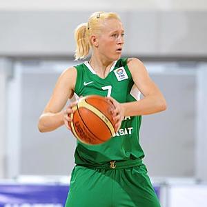Santa Okockyte © FIBA Europe