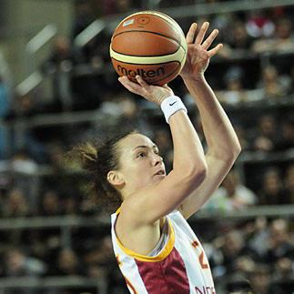 Sheana Mosch © FIBA Europe