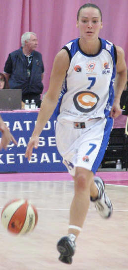Sheana Mosch ©womensbasketball-in-france