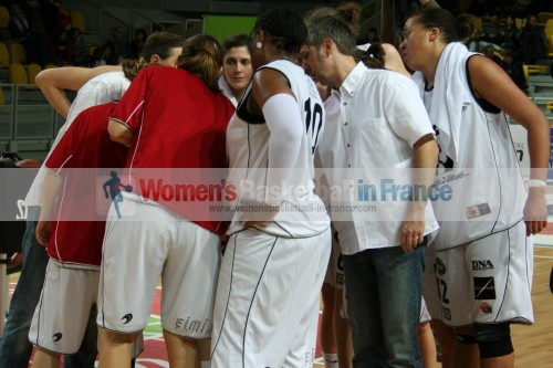 SIG at the Rhenus © womensbasketball-in-france.com