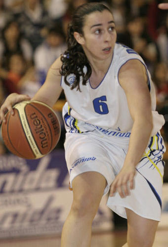 Silvia Dominguez   © FIBA Europe