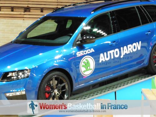 U17 World Championship sponsor Skoda