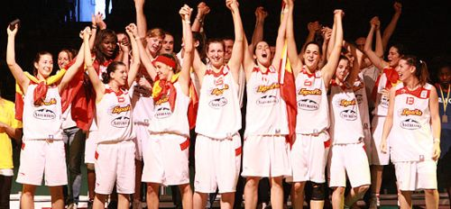 The international youth basketball tournament in the slovak republic