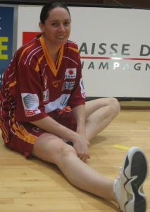 Stephanie Beuzelin  © womensbasketball-in-france
