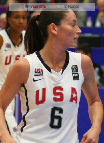 Sue Bird  © womensbasketball-in-france.com