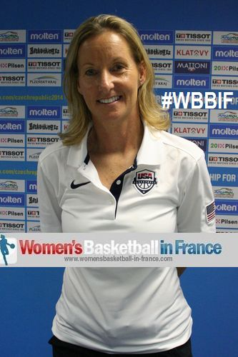 Sue Phillips USA Basketball