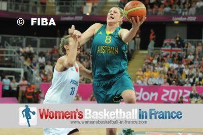 Suzy Batkovic ©  FIBA