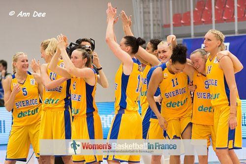 Sweden EuroBasket Women 2013