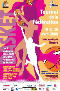 Poster:Tournoi de la fédération  2008