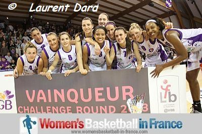Tarbes 2013 LFB Challenge Round winners
