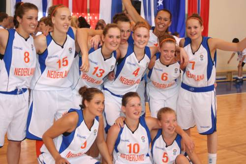 Netherlands defeat Israel copy; WomensBasketball-in-france.com