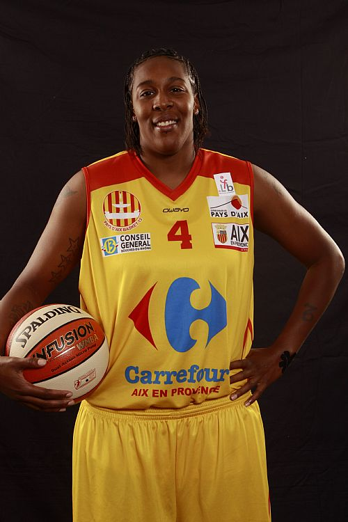 Tiffany Stansbury   © Ligue Féminine de Basket
