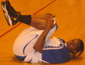 Nyree Roberts ©womensbasketball-in-france