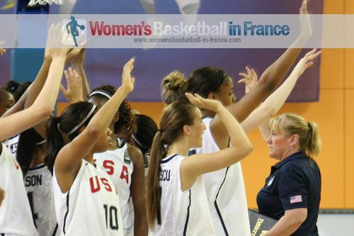 USA U!17 open with a victory against China at the 2014 U17 FIBA World Championship