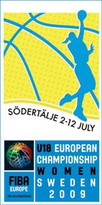 FIBA Europe U18 Division A poster  © FIBA Europe