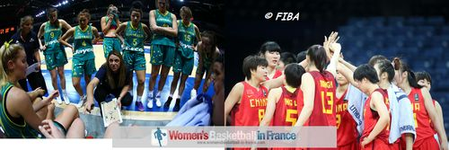 U19 World Championship Women 2013 quarter-final: Australia vs. China