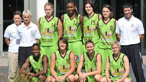 Union Basket Hainaut Saint Amand - UHBSA © UHBSA