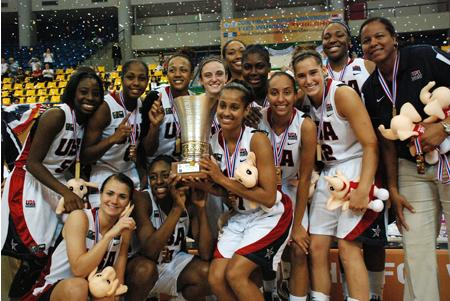USA defend U19 World Title for third time © FIBA