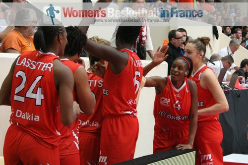 USO Mondeville win match at 2013 Open LFB