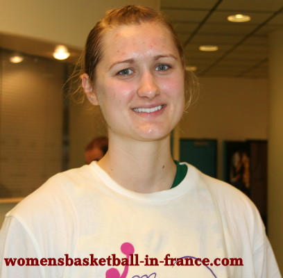 Valeriya Berezhynska ©womensbasketball-in-france